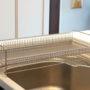 我が家のおしゃれなステンレス水切りかご|実際に使ってみたおすすめポイント